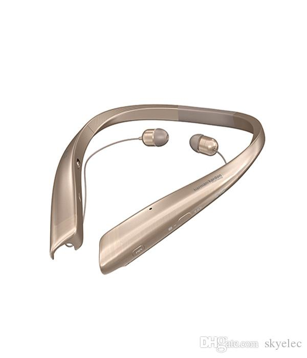 Casque Bluetooth Platinum Bluetooth HBS 910 Écouteur sans fil Type de bande Bluetooth Casque stéréo