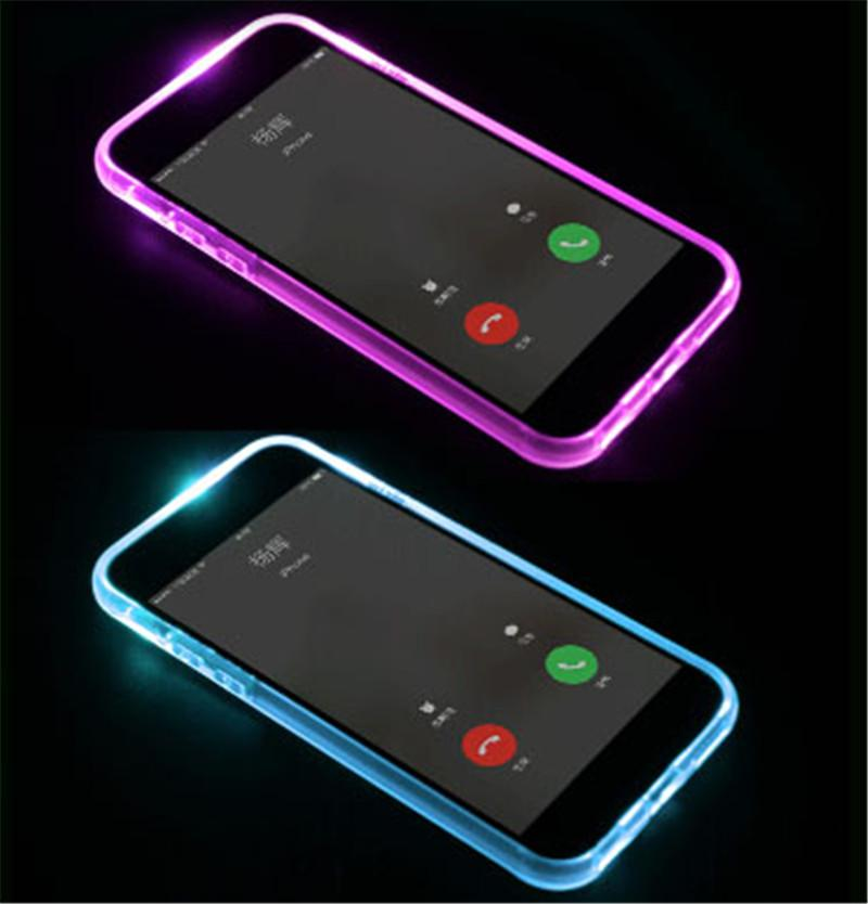 Gasbag Light Up Case For Samsung Galaxy S6 S7 LED Flash Soft Selfie ... 32f2e928f