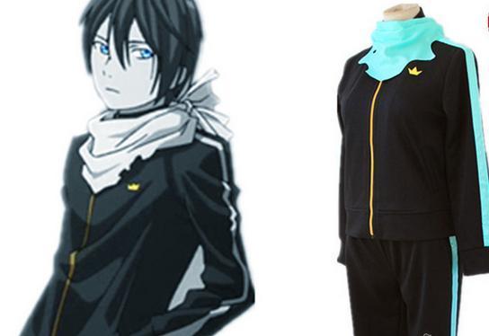 Compre Disfraz De Yato Cosplay Y Anagra Japonés Anime Para Hombres Y ... d4cff4319711