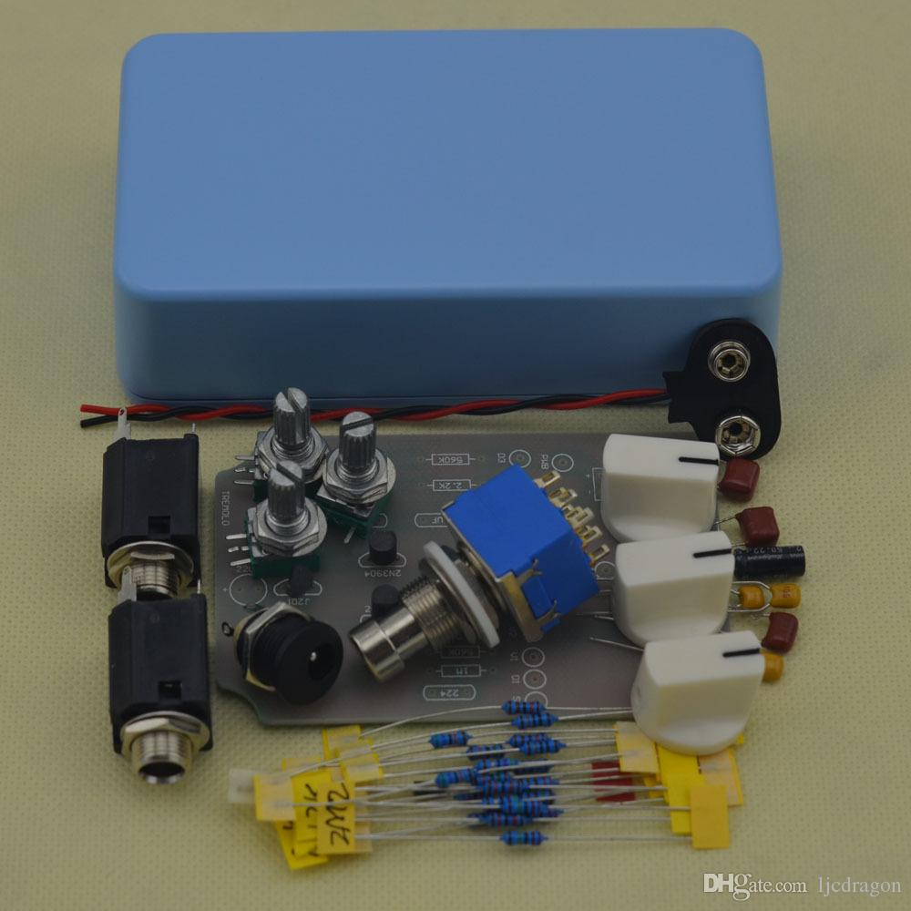 NEW DIY Tremolo Pedal Kit@Make Your Own Effect Pedals Kits And Parts ...