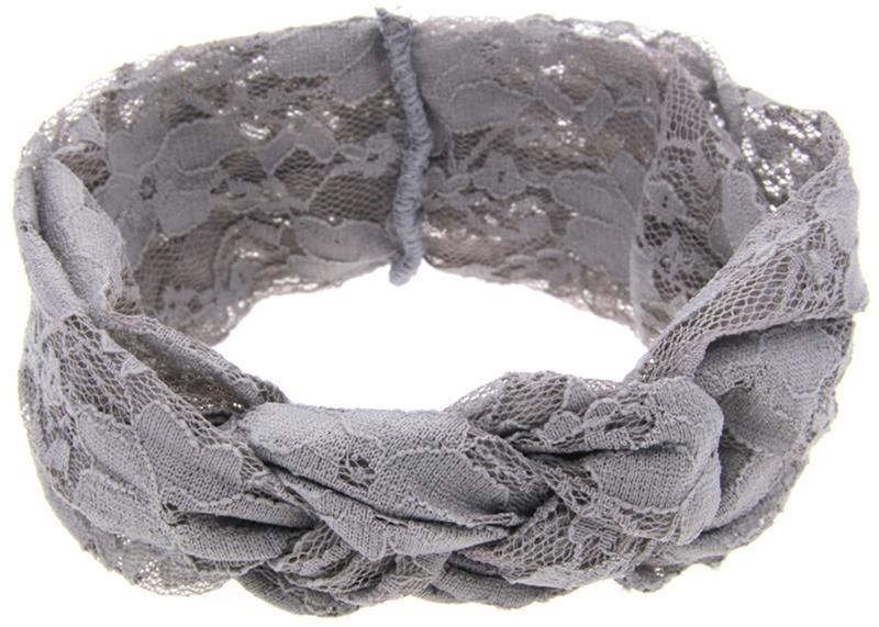 Moda Baby Lace Fasce Ragazze Intrecciato Hairbands Childrens Croce Nodo Accessori Capelli Testa Wrap Bella Infantile Fascia Elastica KHA273