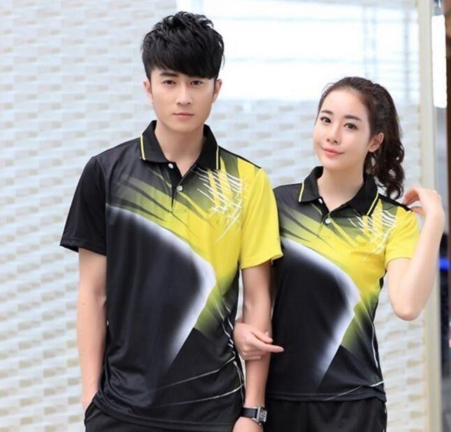 Women Badminton Shirts Jersey a6228128f