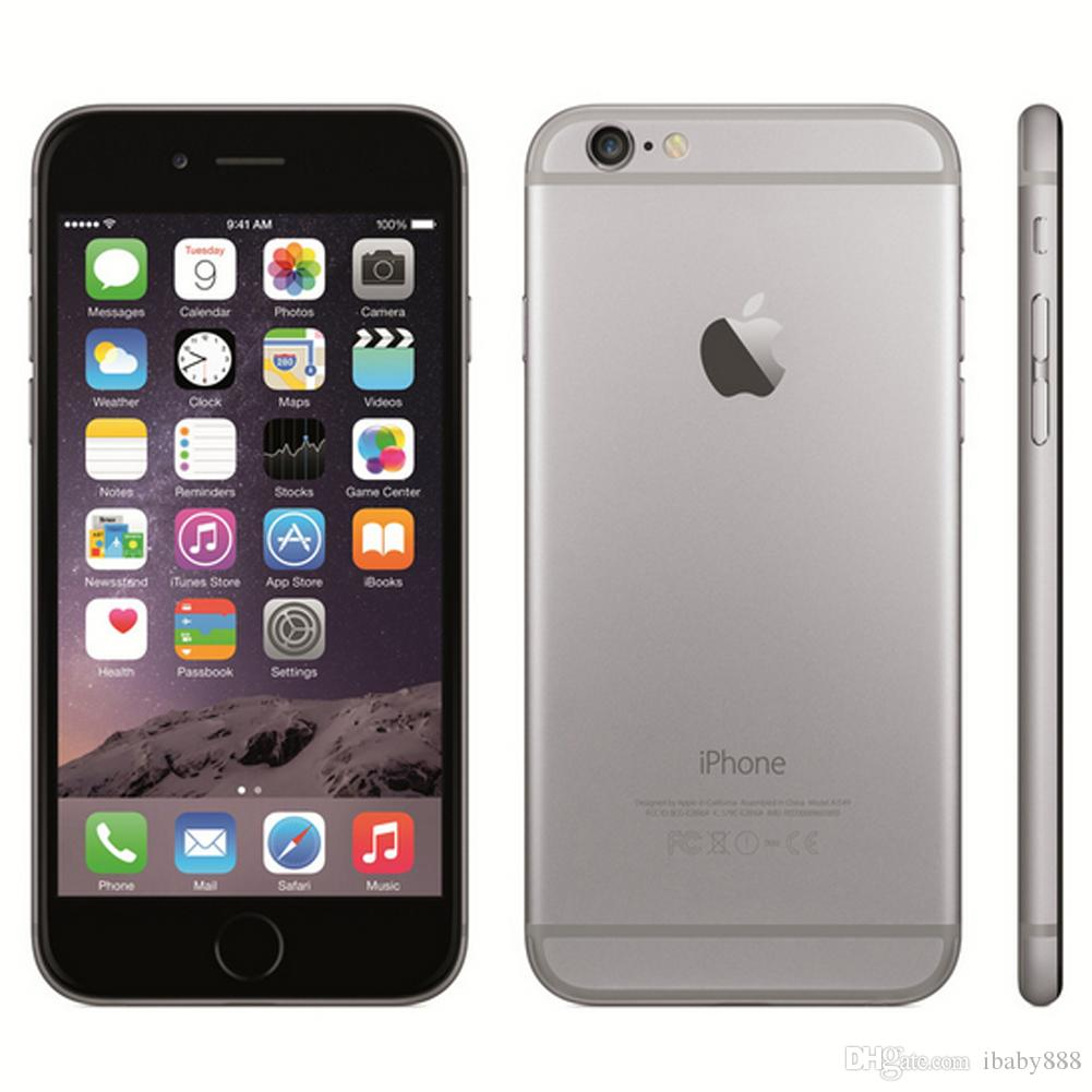 Original Apple Iphone 6s Plus 16gb 64gb 128gb Touch Id 4g Lte 3d Ipod 6 Gold Ios 11 55 Inch Retina Screen 19201080 Fhd Gps Wifi Nfc Smartphone Deals