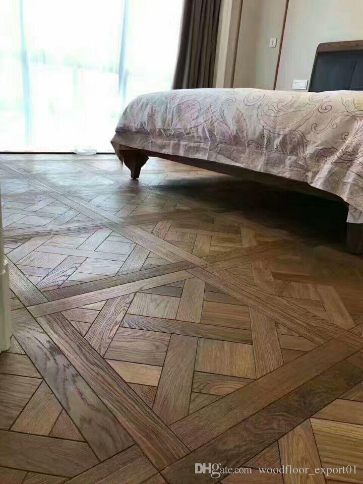 Oak Floor Decor Room Decorationhard Wall Sticker Laminate Flooring Cleaner Living Woodworking Household Bedroom Set House