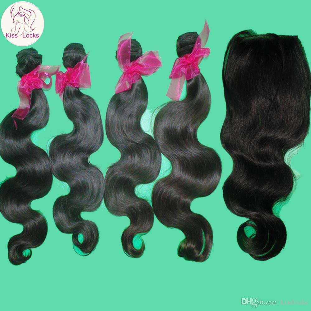 2018 Hollywood Fantastic Grade 8a Virgiin Brazilian Body Wave Hair 4