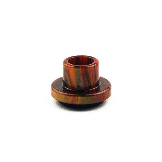 Cleito 120 Drip Tips эпоксидная смола Wide Bore Drip Tip мундштук для Aspire Cleito 120 Атомайзер Tank Coil 8 цветов E-сигареты аксессуары