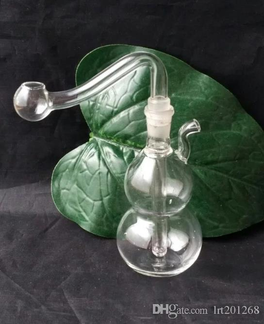 미니 유리 봉 - 글라스 훅 담배 파이프 유리 - - 석유 굴착 봉 글래스 물 담배 파이프 - vap- 증발기