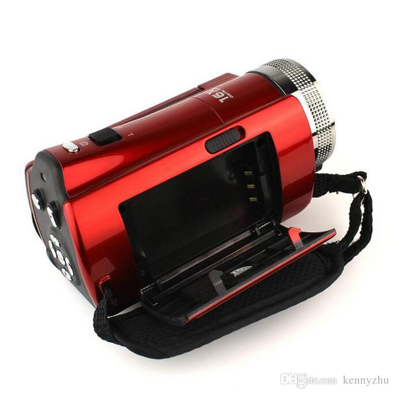 Caméscope HD 1280 * 720 CMOS 16MP 2.7