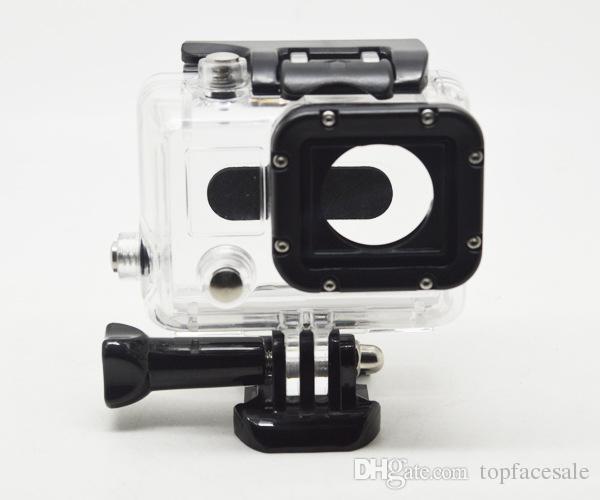 Custodia impermeabile Custodia protettiva GP28 30-45m subacquea impermeabile subacquea GoPro Hero 3 Gopro Accessori Sport fotocamera