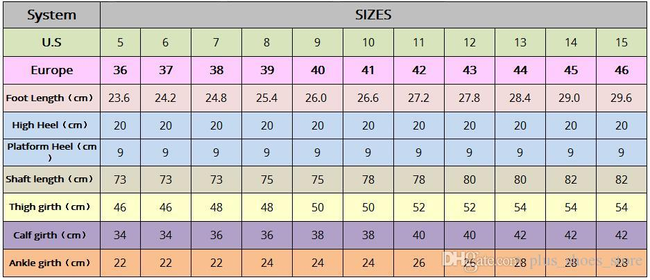 Sorbern Women 20cm Extreme High Heels Boot 9CM Platform Clear PVC Over-Knee High Boots Sexy Fetish Zip Fashion Show Transparent Crotch Boots