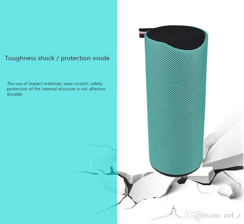 2017 New JC180 cloth Bluetooth speaker movement Bluetooth speaker creative mini audio fashion card speaker for iphone samsung tablet PC