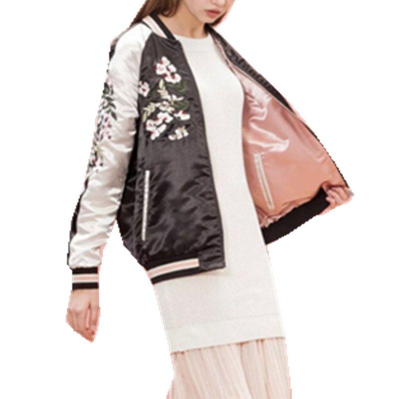 High Quality New Fashion 2016 Designer Bomber Jacket Women ...