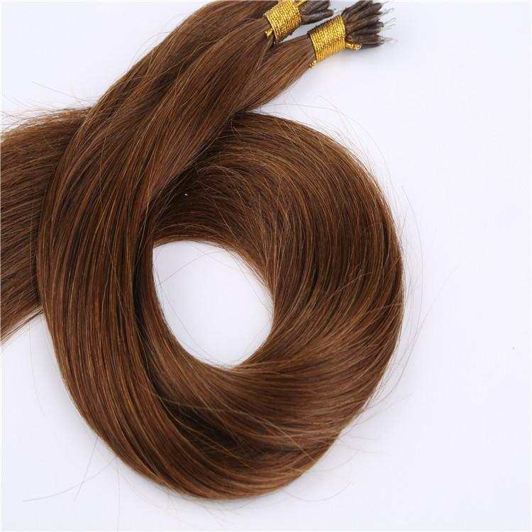Cheap 2016 Hot New Pre Bonded Hair Extensions 18 24 Russian Virgin