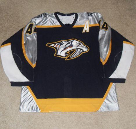 purchase cheap cec67 b6600 nashville predators throwback jersey