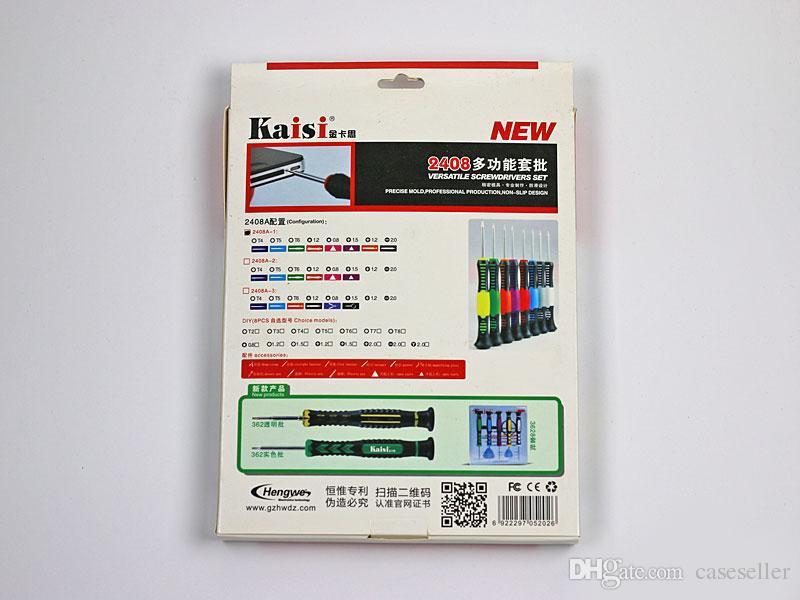 16 in 1 PRY Riparazione Apertura di strumenti fissi Cacciaviti di smontaggio Kit di kit di montaggio iPhone Cell Phone dall'alberino della Cina