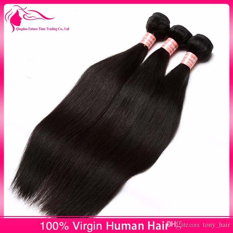 Virgin Indian Human Hair Silk Base Lace Frontal Closure 13x4 With Straight Hair Indian Silky Straight 3Bundles With Frontals