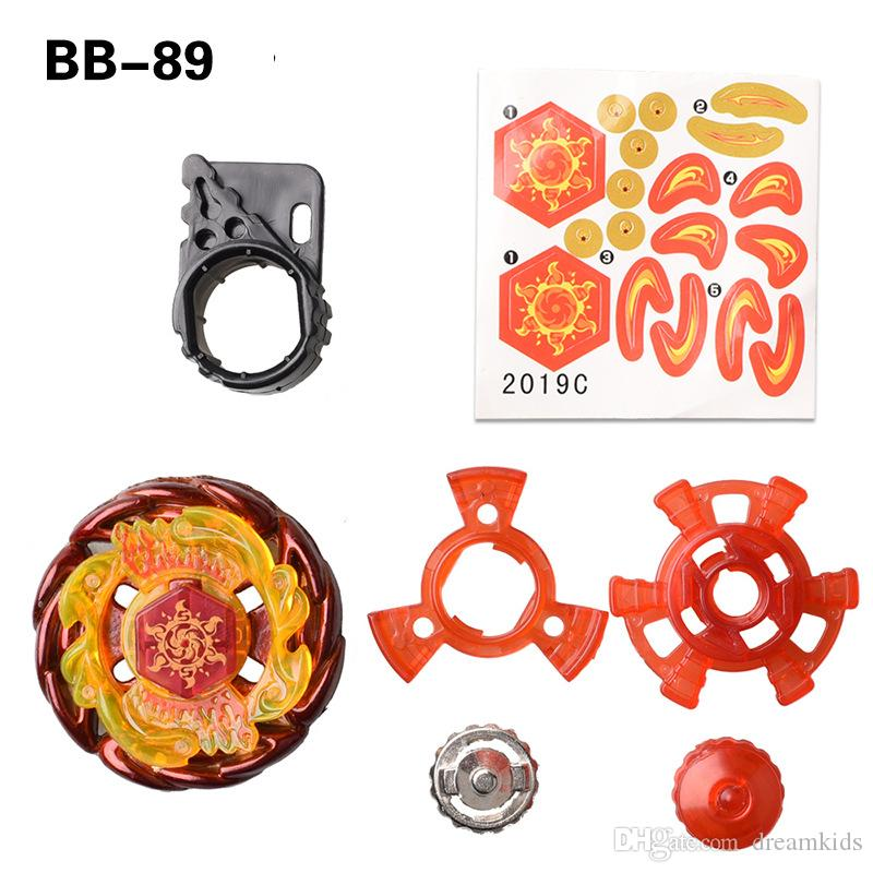 2017 New 24 Style Constellation Beyblade Metal Fusion NO ...