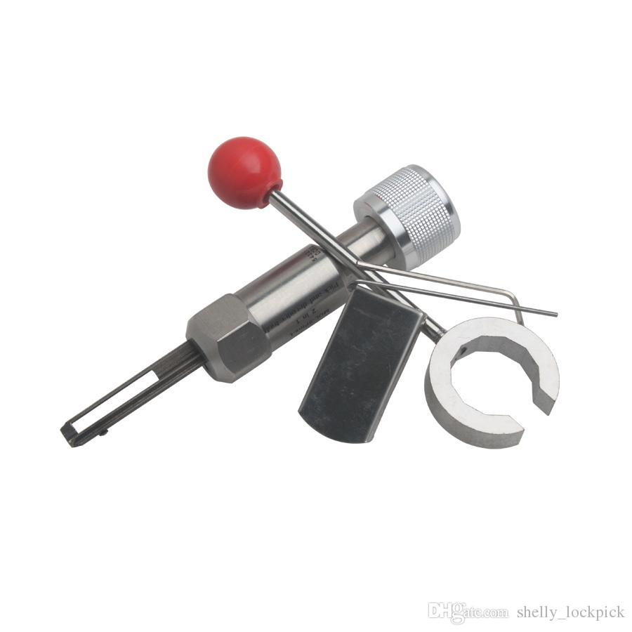 Sıcak Satış Çilingir Araçları Kilit Seçim Açacağı MUL-T-LOCK 5 PIN 2 1 Kilit Aracı Sol