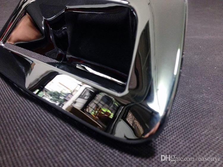 Para 2014 2015 Chevrolet Chevy Trax ABS Chrome Tronco Puerta Manija Tazón Puerta Trasera Tail Gate Grab Trim Cover Car Styling Accesorios