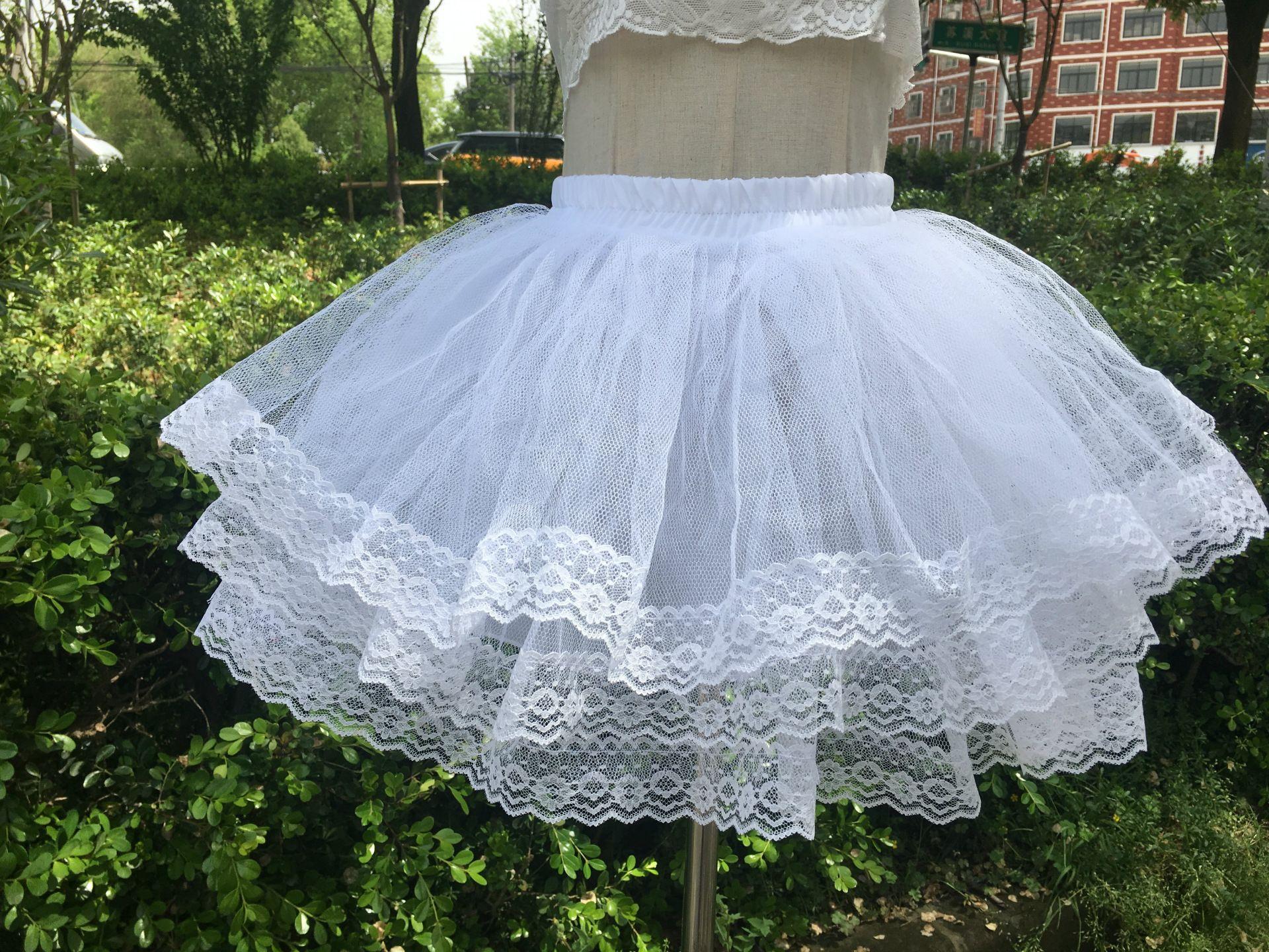 2017 New Arrivals TuTu Dress Ball Gown Petticoat Underskirt ...