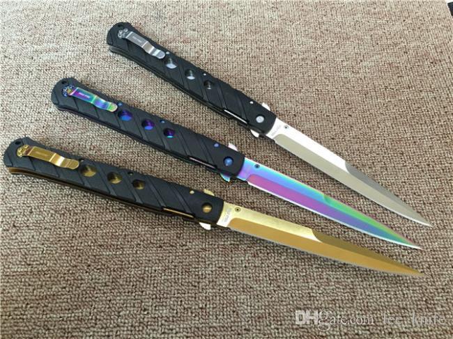 Yeni Soğuk Çelik 6 inç kenar Ti-Lite 26sxp Taktik bıçak 3 modles katlanır kamp avcılık bıçak katlanır bıçak 1 adet ücretsiz kargo