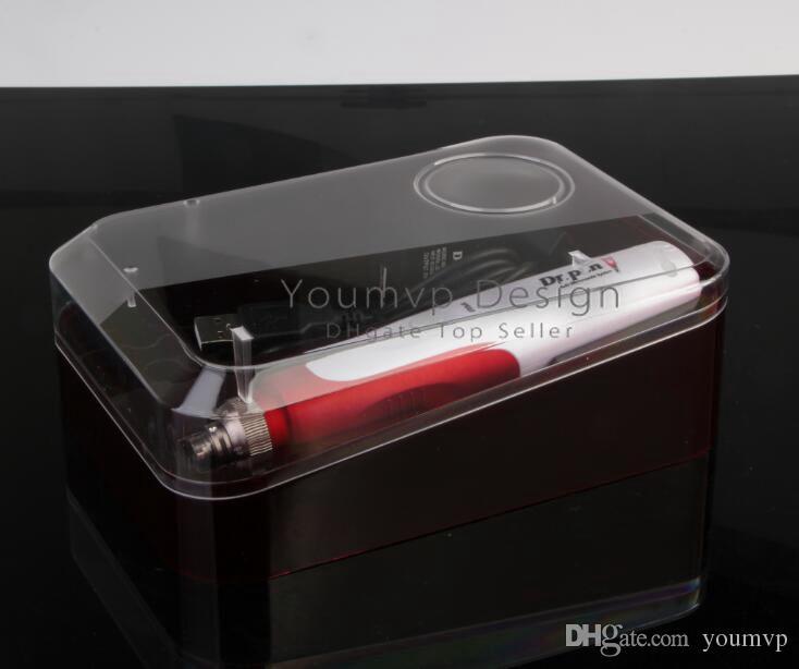 5 Velocidade Auto Electric Mirco Needle Pen Dr.Pen Ultima Dermapen com 2 cartuchos de agulha de