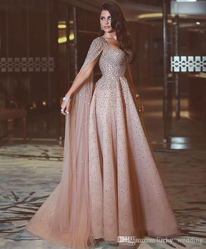 Luxury Bling Sparkle Plus Size Prom Dress Sexy Spaghetti New Style