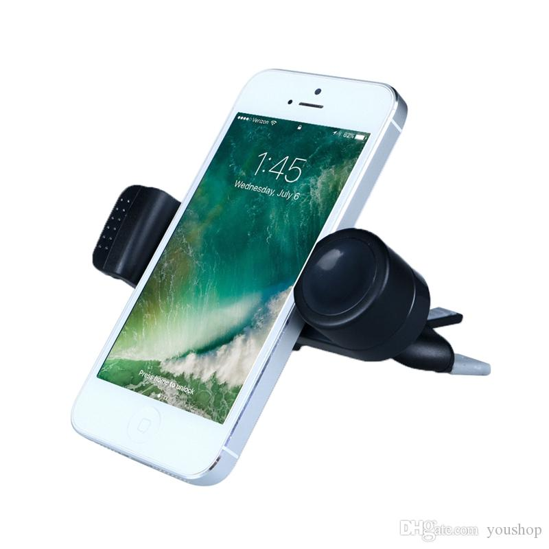 Car Mount Holder CD Slot Mobile Cell Phone Holder for iphone 7 Plus 7 6S 5S for Samsung Galaxy S6 S7 Edge