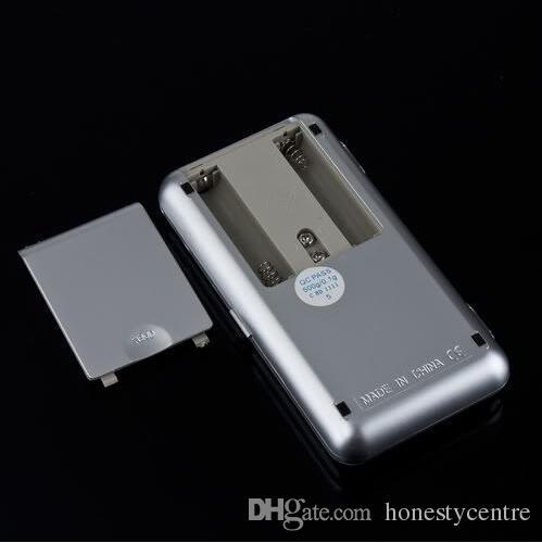 DHL Fedex 100 шт. / лот портативный дизайн мини 500 г 0,01 г цифровые ювелирные изделия mesure алмаз грамм масштаба взвешивания