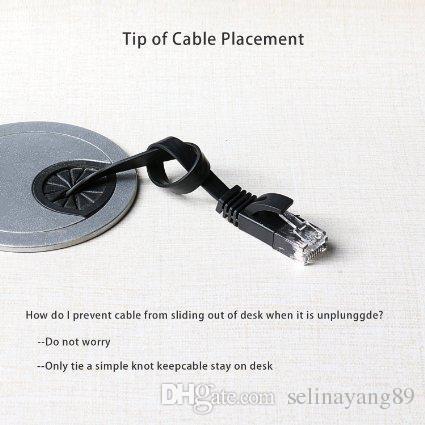 0.3m 1m 1.5m 2m 3m 5m 10m CAT 6 Flat UTP Ethernet Network Cable RJ45 Patch LAN cable