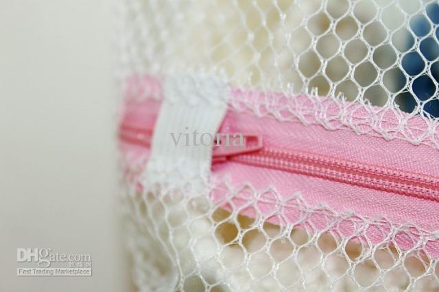 Bolso de lavado de malla de lencería de ahorro de ropa de alta calidad para el sujetador de la venta caliente del sujetador del proveedor autorizado