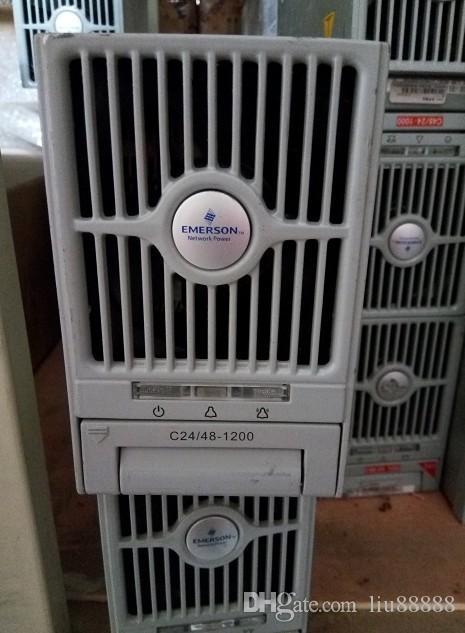 مزود طاقة عالي الجودة للخادم Emerson HD22010-2 / HD2475-2 / ONU4820 / EPW25-24S48D / HD4825-3 / HRS850-9000C / HRS1150-9000 / C24-48-1200