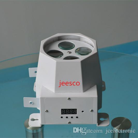 최신 LED 효과 Gobo 조명 / 스포트 라이트 * 3w 무대 파티 디스코 나이트 클럽 Dj 8CH 사운드 컨트롤