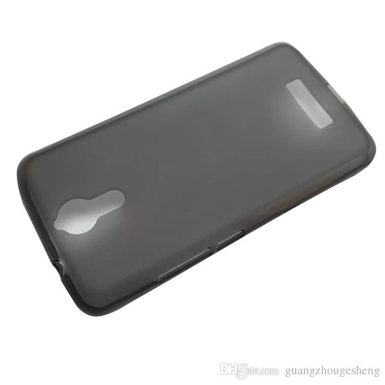Wholesale Price Various Color Matte Pudding Soft Silicon Case For Acer Liquid Zest Plus Z628 Back Protective Cover