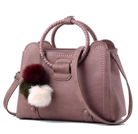 2017 Women Bag High Qulity Top Handle Bag PU Famous Brand Crossbody Luxury  Handbags Solid Zipper Casual Soft Cheap Bags Cheap Designer Bags From ... a468aa32b885f
