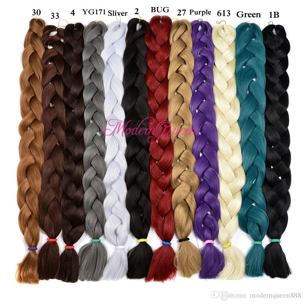 Xpression Synthetic Braiding Hair Wholesale Cheap 82inch 165grams