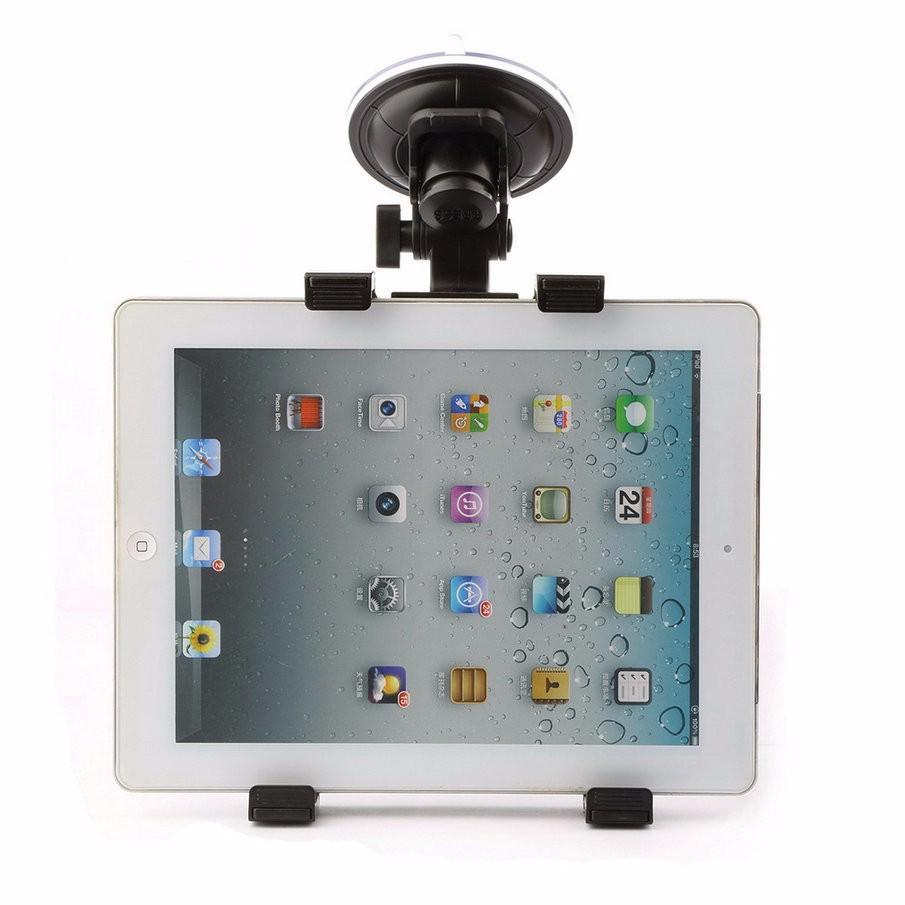 7 8 9 10 inç Tablet PC Araç Tutucu Evrensel soporte tablet masaüstü Cam Sunction Araba dağı beşiği iPad Samsung Tab için Standı