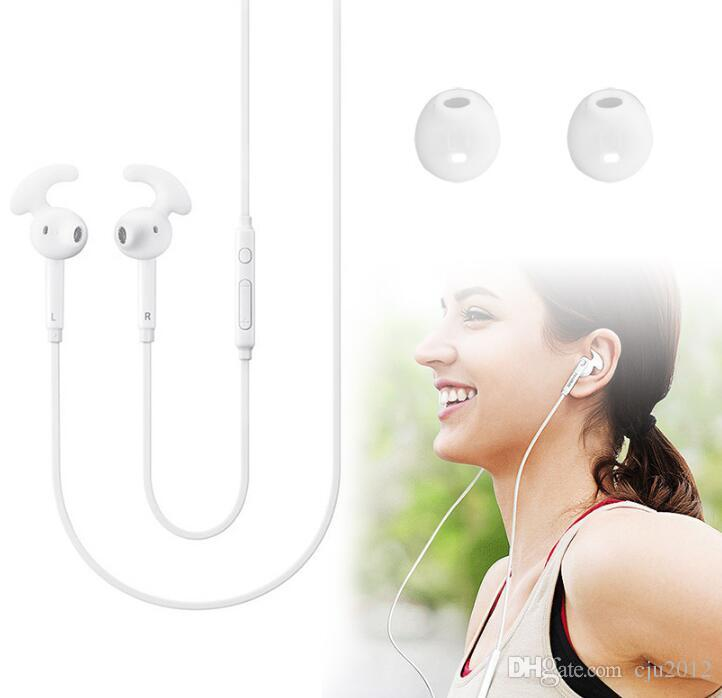 Headphones for Samsung Galaxy S7 S7 edge In-Ear Earphone with Mic and Remote Stereo 3.5mm Plug Headset for Samsung