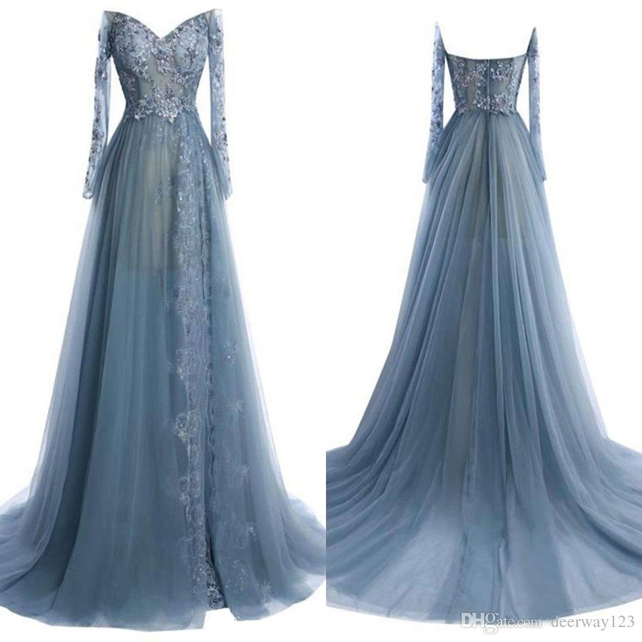 Plus Size Pregnant Dress for Women Middle East Prom Gowns Long ...