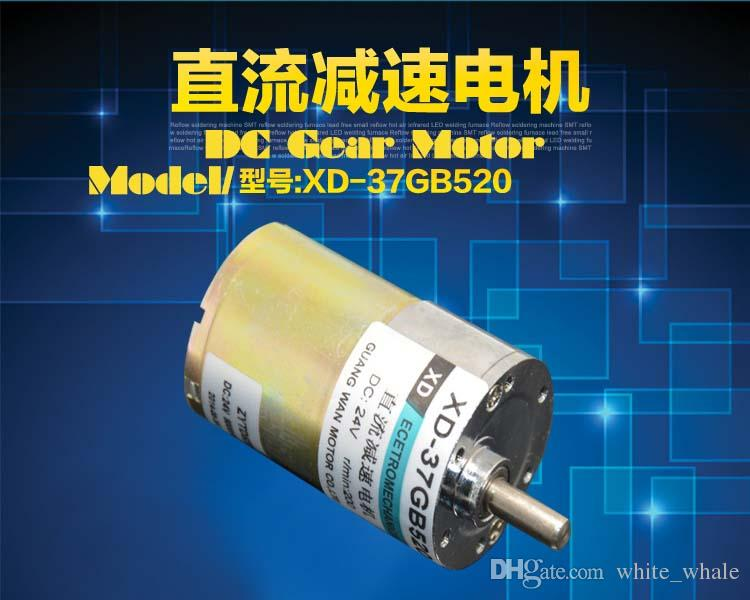 DC Micro-motor Low Speed High Torque Motor Small Motor Speed Reversing Gear Motor On Sale