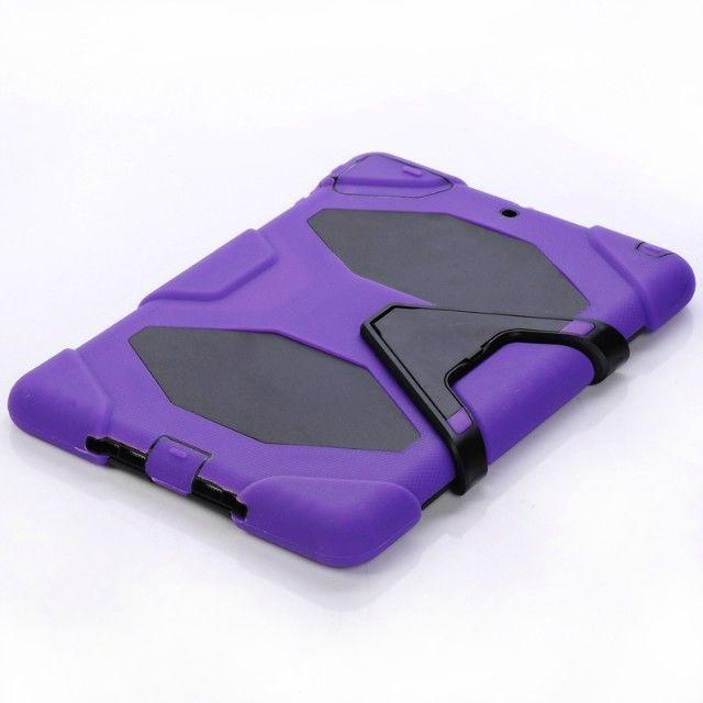 Military Extreme Heavy Duty WATERPROOF DEFENDER CASE Cover For iPad Mini Air Pro 2 3 4 5 STAND Holder Hybrid SHOCKPROOF Cases