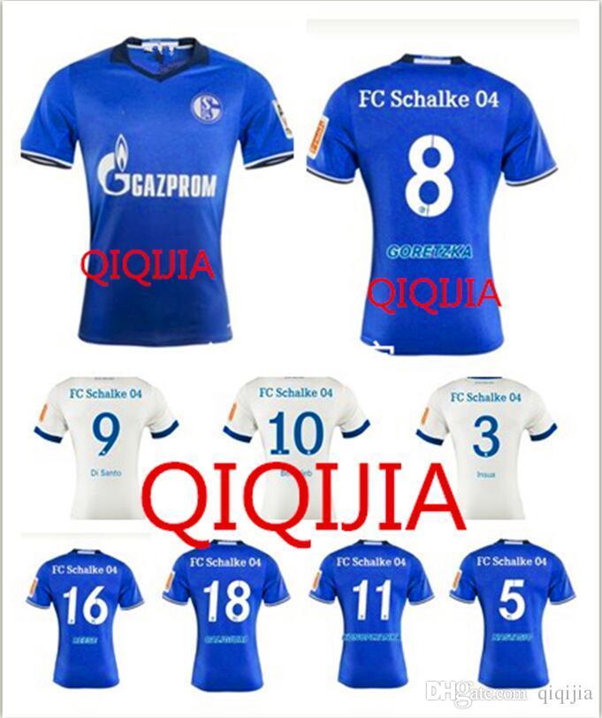 Terza Maglia FC Schalke 04 Acquista