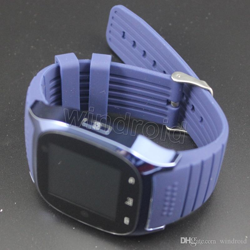 2016 Bluetooth Smart Watches M26 for iPhone 6 6S Samsung S5 S4 Note 3 HTC Android Phone Smartwatch for Men Women Factory Price colors