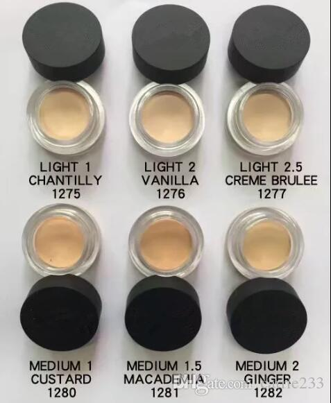 6 STÜCKE Neue Marke MAKEUP Niedrigster Concealer SECHS verschiedene Farben FREIES VERSCHIFFEN