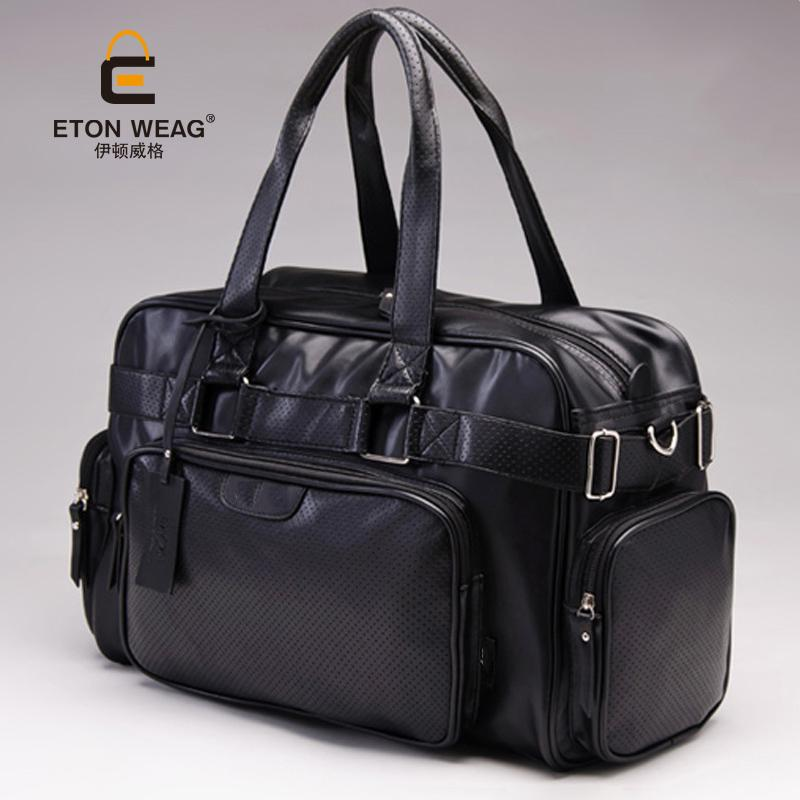 b7ed66d129f 2019 New Style Men Travel Bag Fashion Designer Men Handbags Shoulder Bags  Large Capacity Pu Leather Duffle Bag From Chen394931608
