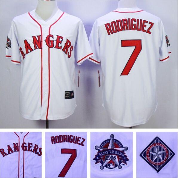 size 40 b6629 bdc8a pudge rodriguez jersey