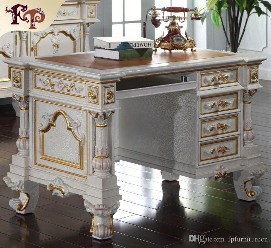 Classic Study Room Design: 2017 Filiphs Palladio Classic Furniture Baroque Classic