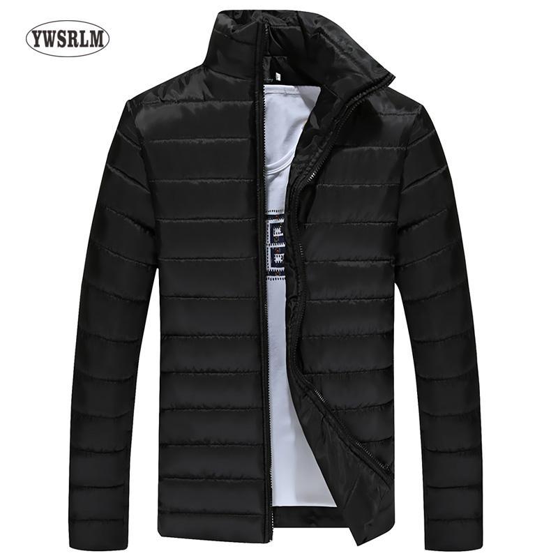 9707cc7695e21 2017 Brand New Männer Jacke Herbst Winter Heißer Verkauf Hohe Qualität  Männer Mode Mantel Lässige Outwear Cool Design Warme Jacke Männer M-3XL