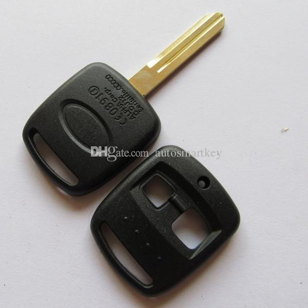 2 Buttons Car Blank Key Remote Case Fob Cover For Subaru forester 2014 impreza xv outback legacy Replacement Key Shell
