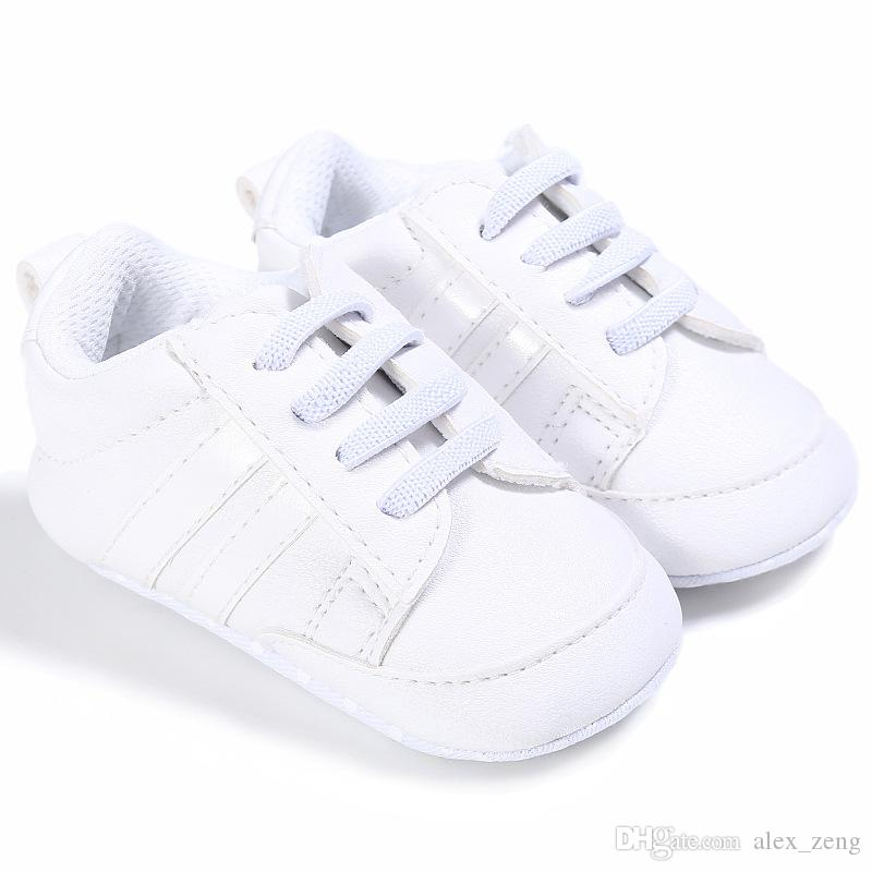 14 تصاميم الأطفال لينة أسفل أحذية رياضية أحذية أزياء طفل الفتيان الفتيات الأولى مشوا الطفل داخلي عدم الانزلاق طفل عارضة أطفال أحذية